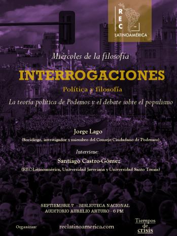 Interrogaciones - Política y filosofía (1)